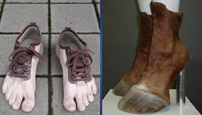 Красота убивает: 25 абсолютно неотразимых дизайнов обуви