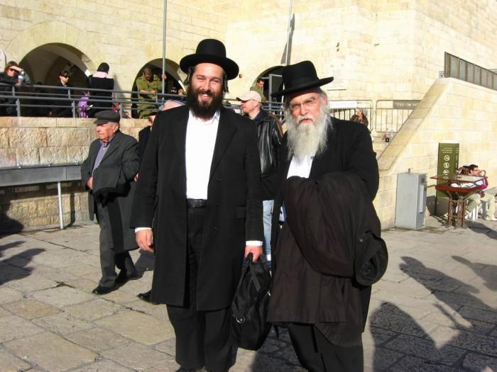 Легенда о находчивом еврее. Аплодирую их находчивости!