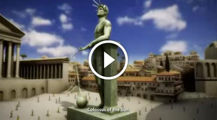 Вот это да! Современные технологии позволили нам увидеть, каким был Древний Рим тысячи лет назад!