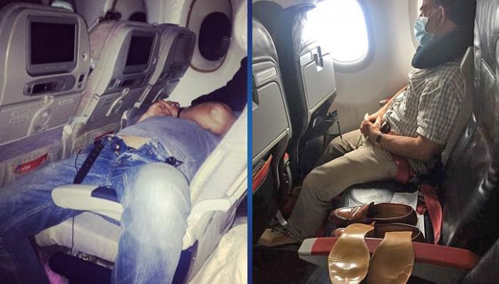 25 человек, которых ни в коем случае нельзя было пускать в самолет