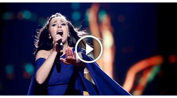 Победителем Евровидения 2016 стала Джамала (Украина). Феерическое выступление!