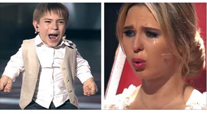 Как только этот мальчик вышел на сцену финала «Голос. Дети», сразу стало понятно: это победитель!