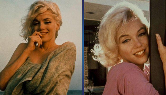 Уникальные фотографии Мэрилин Монро, сделанные за 3 недели до ее гибели