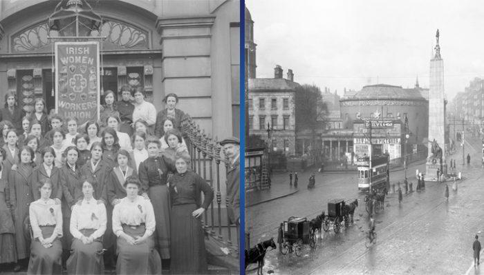 Именно так выглядел Дублин 100 лет назад. Потрясающе!