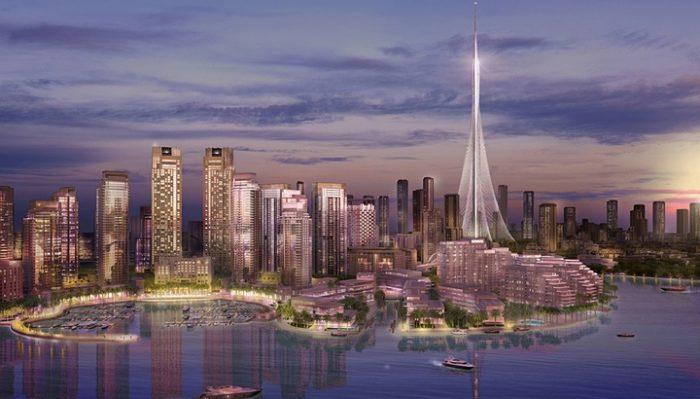 Самый амбициозный и дорогой проект здания в мире