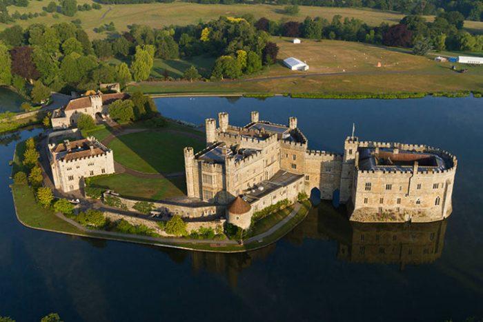 Именно так выглядит «Лидс» – один из самых красивых замков в мире (15 фото)