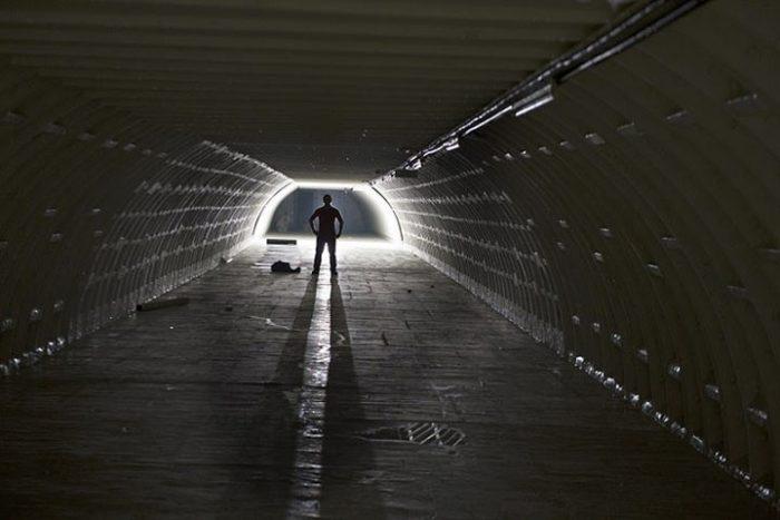 Вот как сейчас используется одно из бомбоубежищ Лондона. Невероятно!