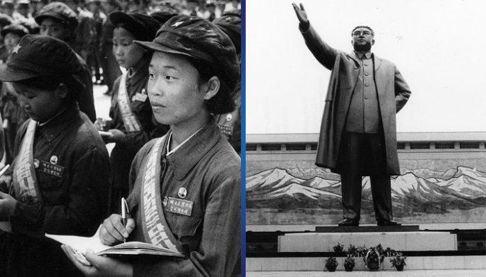 Северная Корея глазами иностранного фотографа в 1981-1982 годах (20 фото)