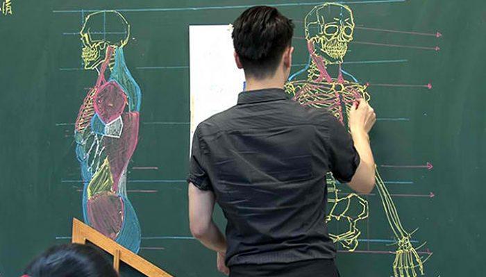 Этот учитель – настоящая мечта! То что он делает – невероятно!