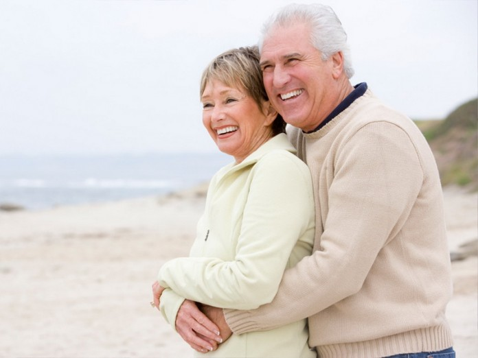 Пожилая пара оказывается на необитаемом острове. То, что сказал муж, великолепно!