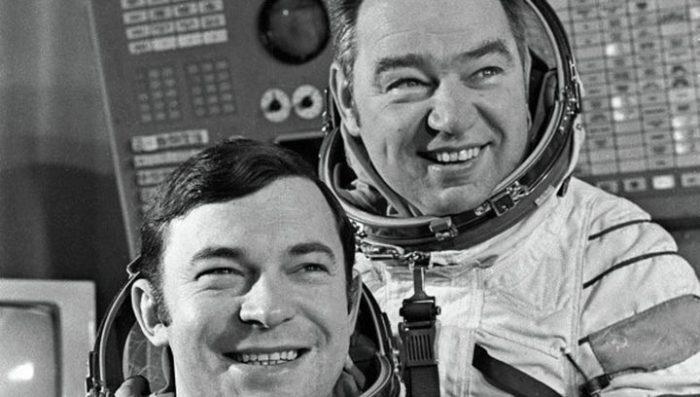 Три веселых курьеза, произошедших с космонавтами. Хотя, кому веселые, а кому не очень…