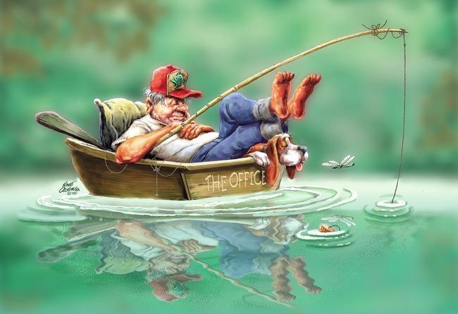 Більше Сергія на риболовлю не беремо…
