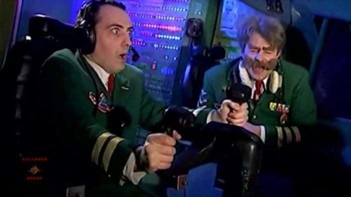 Решил один американский генерал нанять себе русского летчика…