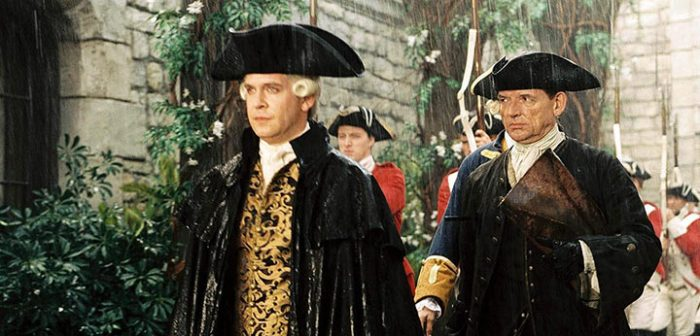 Жена Абрама решила изменить ему с английским лордом. Абрам отнесся к этому довольно нестандартно!