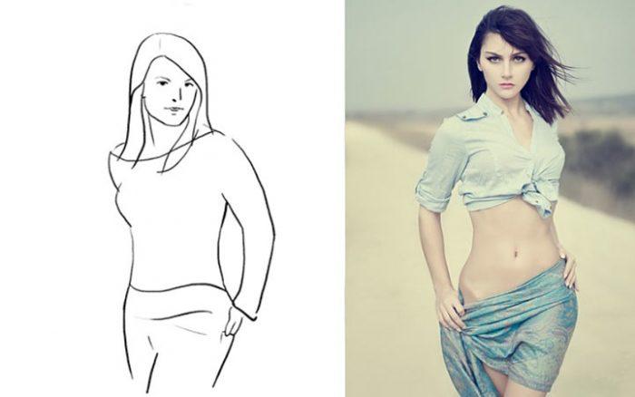 Эксперты единогласно утверждают: женщинам лучше всего фотографироваться именно в ТАКИХ позах!