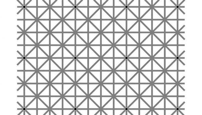 Сколько точек вы видите на этом изображении? Одну… Две… Вы уверены?