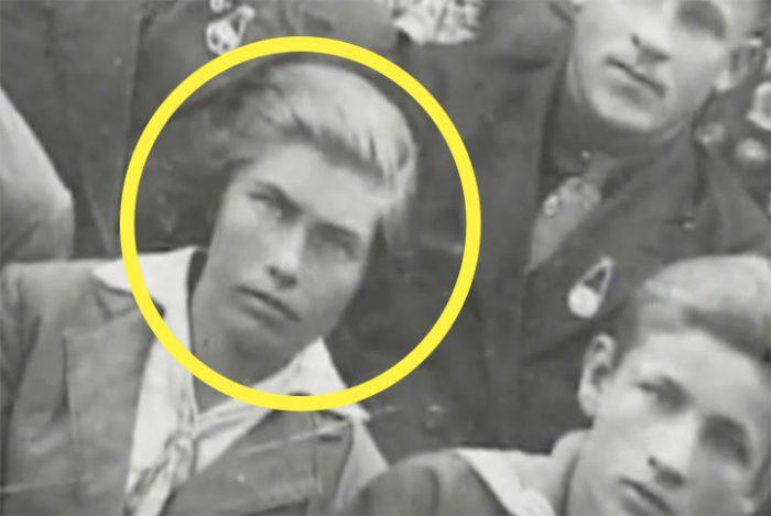 Ночью в концлагере итальянец тайно срезал ее волосы. Через 65 лет он вернул их своей любимой.