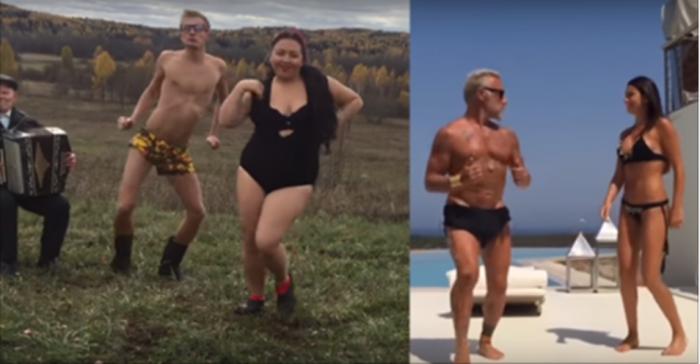 Танцоры-блогеры из Перми записали пародию на миллионера из Италии. Получилось круто!