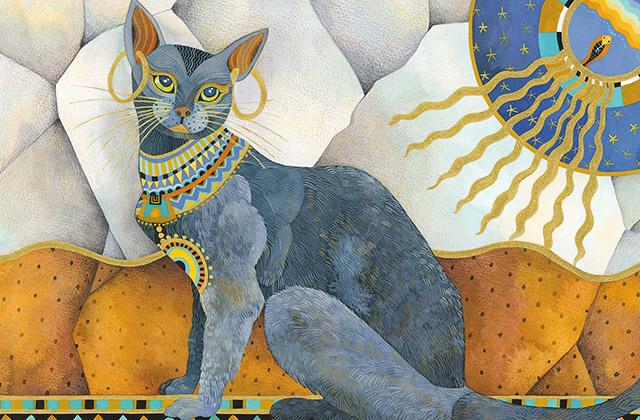 mythology-cat-bastet