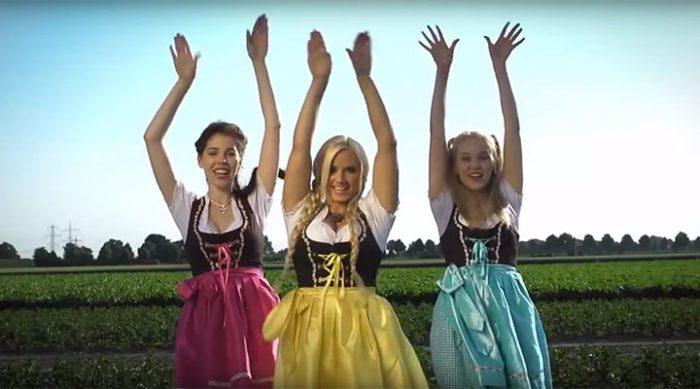 Самая заводная немецкая песенка. Вы ничего не знали до этого о немецком языке
