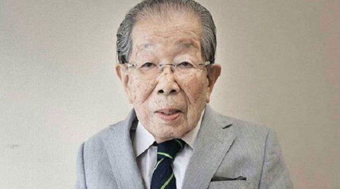 105-летний доктор раскрыл секрет того, как жить долго и быть счастливым каждый день