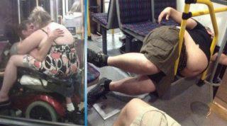 15 худших пассажиров, которых больше никогда нельзя пускать в общественный транспорт