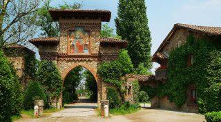 Граццано Висконти: итальянская деревня, которая выглядит как сказочное королевство