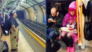 12 модников из метро, которые пришли не из нашего мира