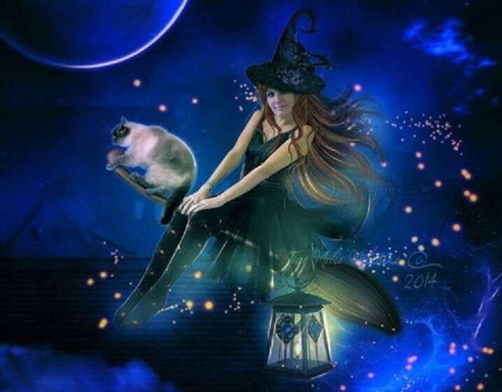 Летаем На Метлах И Ходим На Шабаши: Какая Вы Ведьма По Знаку Зодиака?