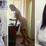 Эффектные медсестры, которые поднимут ваш интерес к медицине (22 фото)