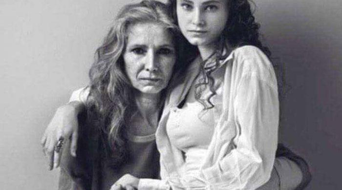 Скандальное обращение мамы к дочке-подростку. Орфография сохранена.