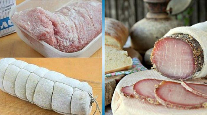 Полендвица: вкуснейшее сыровяленое мясо в домашних условиях