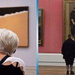Фотограф годами тайно снимал «правильных» посетителей музея — и вот зачем