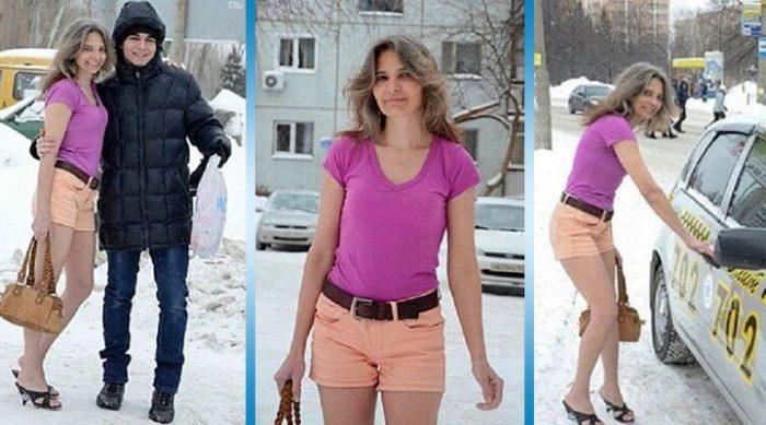 Жительница Тольятти всю зиму ходит в летней одежде и обуви