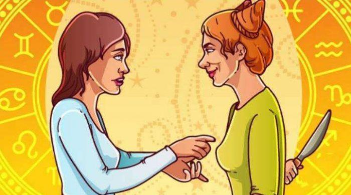 Фальшивые: 3 знака зодиака, которые не умеют дружить по-настоящему