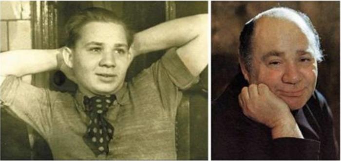 Детские фотографии любимых советских актеров.