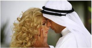 Влюбилась в араба