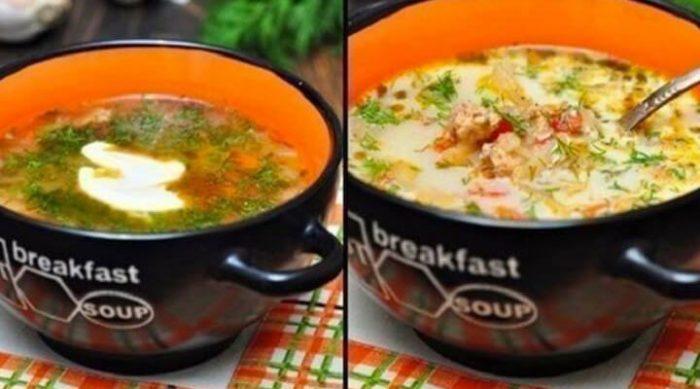 Суп «Чехословацкий» Этот рецепт стоит сохранить.