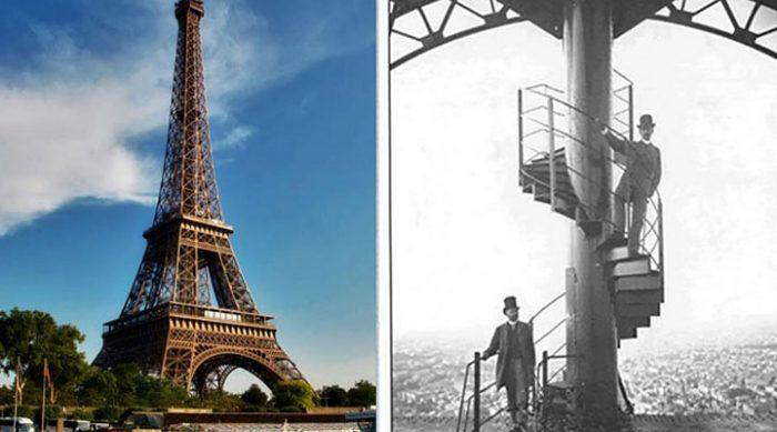 Секретная комната на верхушке Эйфелевой башни наконец открыта для посетителей!