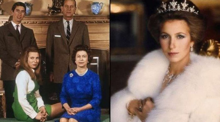 """""""Похищение и Два брака """": тайная личная жизнь единственной дочери Королевы Елизаветы II"""