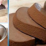 Волшебный шоколадный мусс-рулет — вкуснятина, которую вы еще не пробовали