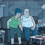"""Русская версия """"Симпсонов"""" стала новым хитом видеохостинга. И это стоит посмотреть…"""