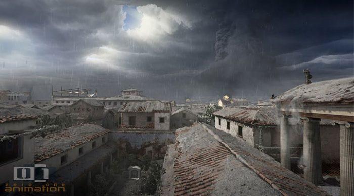 Ничто не предвещало беды, однако 24 августа 79 года над кратером Везувия появилось облако горячего пара и пепла…