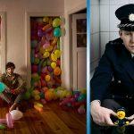 Сюрреалистичные фото, показывающие границу между детством и взрослой жизнью.