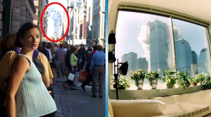 Редкие фото трагических событий 11 сентября, которых вы не видели