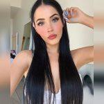 Клаудия Аленде – бразильская певица и модель